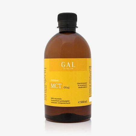 GAL Prémium MCT Olaj