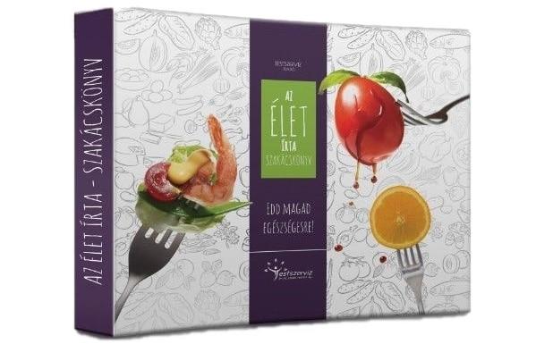 Az Élet írta szakácskönyv