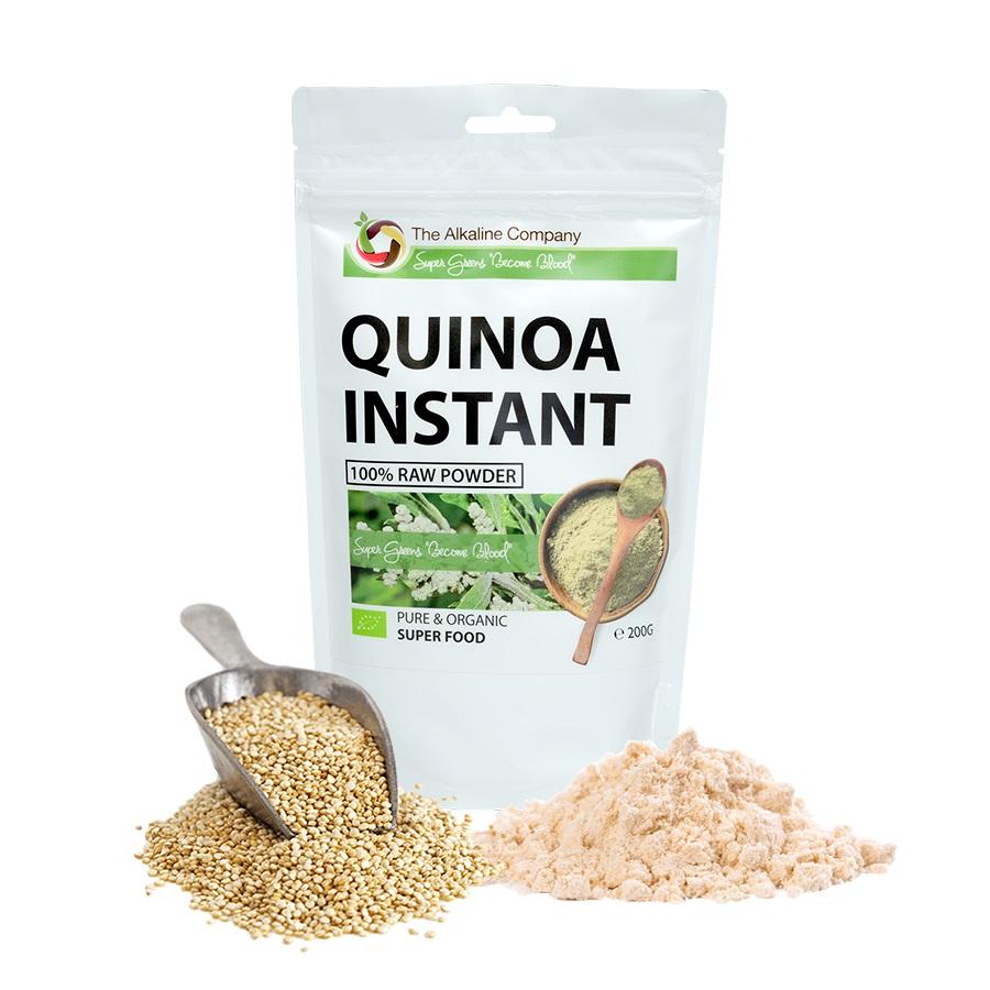 A quinoa rejtett jótékony hatásai