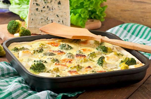 Ínycsiklandó brokkoli recept